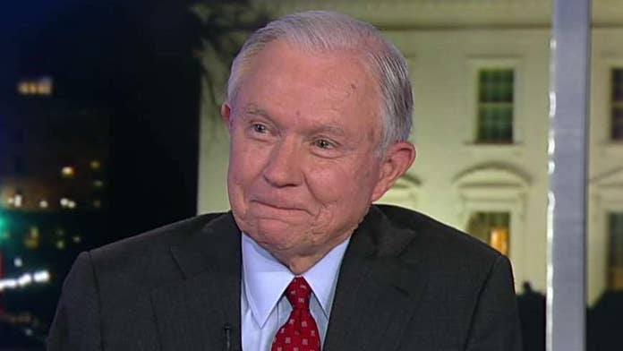 foxnews.com - Jeff Sessions - Ex-AG Jeff Sessions: Trump impeachment hearings are desperate Democratic attack on him - No reason to impeach