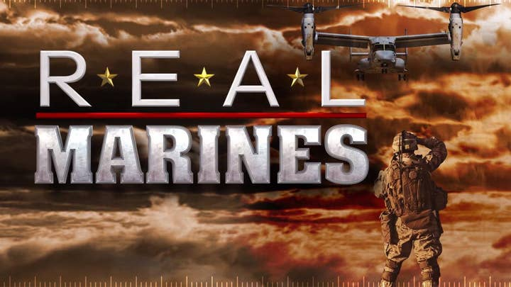 'Real Marines' on Fox Nation takes you behind the scenes with combatants on the frontlines