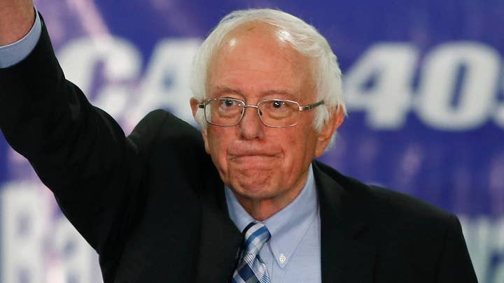 Bernie Sanders vows to dismantle Trump's immigration agenda if elected