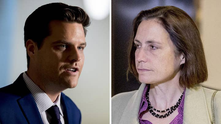 Fiona Hill transcript released, including confrontation with Rep. Gaetz