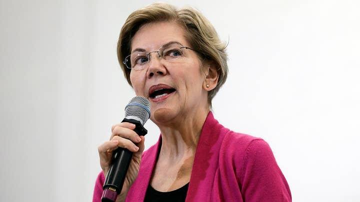 Elizabeth Warren releases wealth tax calculator for 'confused' billionaires