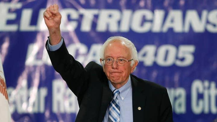 Bernie Sanders proposes plan to reverse President Trump's policies