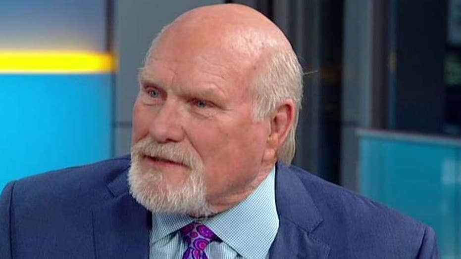 Terry Bradshaw on LSU-Alabama: I had a dream that this team wins the game