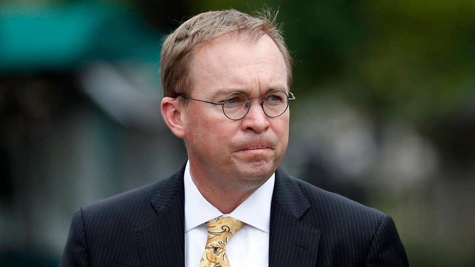 Mick Mulvaney expected to defy a subpoena to testify in Trump impeachment inquiry
