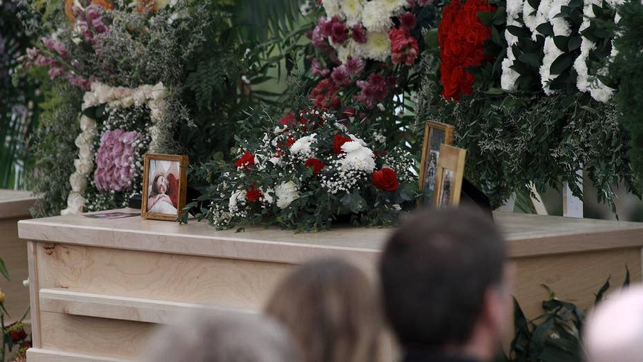 Funeral services continue for nine Americans killed by Mexican drug cartel