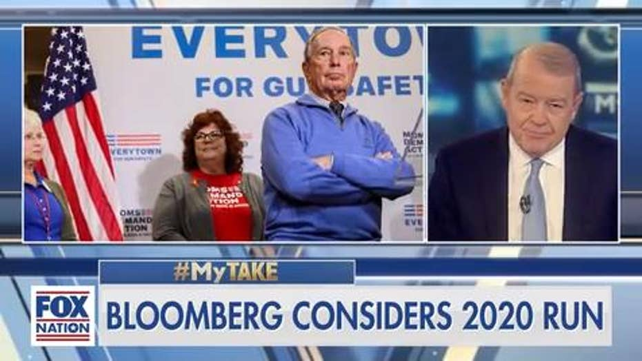 Varney: Michael Bloomberg is a 'grenade chucked right into the Democrat race'