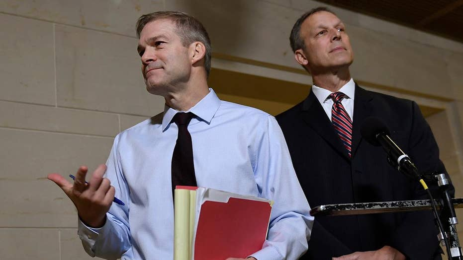 Steve Hayes on Jim Jordan's move to Intelligence Committee ahead of public phase of impeachment inquiry