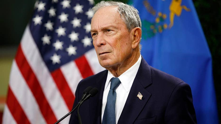 Michael Bloomberg to skip Iowa, New Hampshire primaries as he files to run for president in Alabama