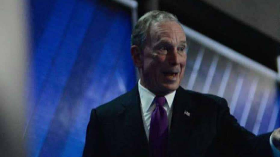 Michael Bloomberg files to run in Alabama Democratic presidential primary