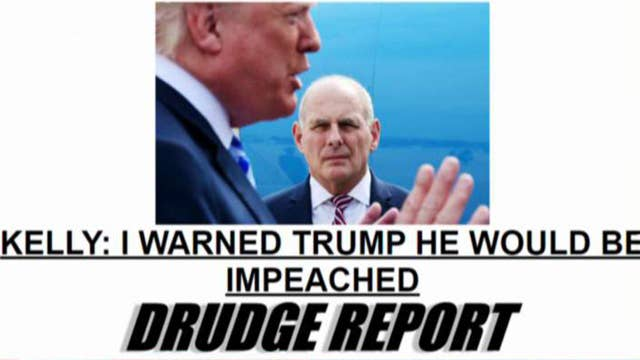 Conservative Drudge Report appears to turn on Trump