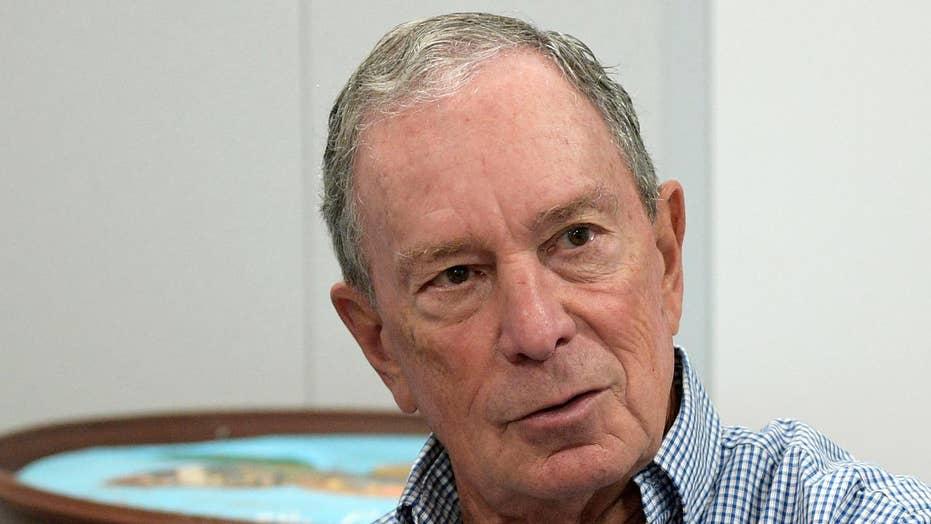 Michael Bloomberg prepares to enter presidential race
