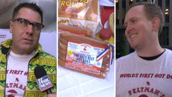 Feltman's of Coney Island gives back to America's heroes on Veterans Day