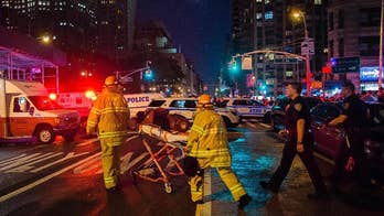 First responders under attack: Assaults on EMTs, paramedics, firefighters up 36 percent in NYC