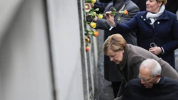 Germany celebrates 30 years since the fall of the Berlin Wall
