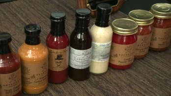 Savannah Sauce Company helps build homes for veterans in need