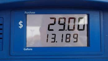 National average for regular unleaded gas rises