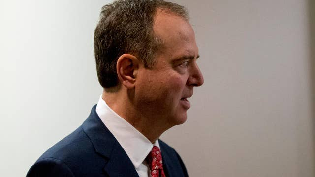 Adam Schiff tries to stop Republicans from calling their witnesses
