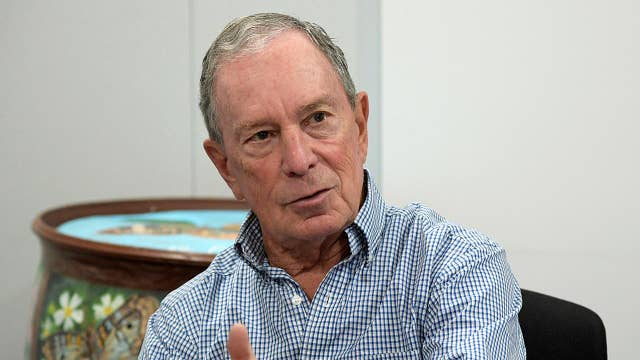 Does Michael Bloomberg have a path to the Democratic presidential nomination?