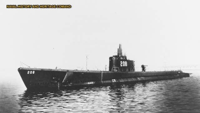 WWII US submarine wreck found 75 years after sinking