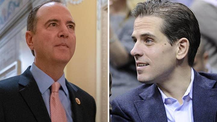 Democrats push back on GOP calls for whistleblower, Hunter Biden to testify