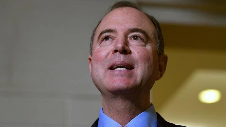 Adam Schiff rejects calls to question Hunter Biden, whistleblower as part of impeachment inquiry