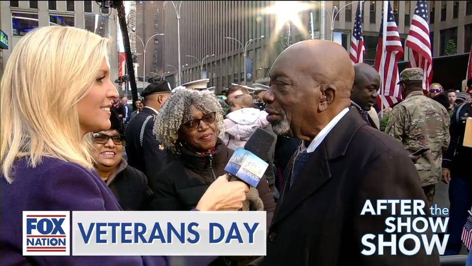91-year-old veteran becomes US citizen: 'This country made me a man'