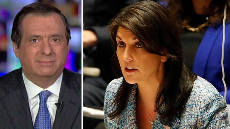 Howard Kurtz on Nikki Haley's White House claims, Ukraine whistleblower's identity