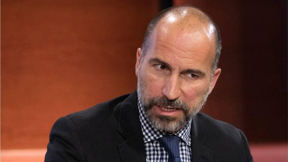 Uber CEO sparks social media backlash for saying Khashoggi murder was 'mistake'
