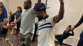 Philadelphia dance studio offers father-daughter ballet dancing