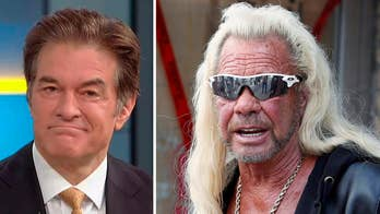 Dr. Oz reveals Dog the Bounty Hunter suffered pulmonary embolism