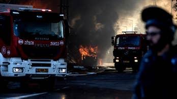 Gaza militants fire rockets into Israel after assassination of Islamic Jihad leader