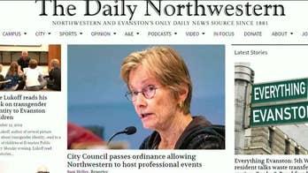 Northwestern University newspaper apologizes for 'retraumatizing' student activists