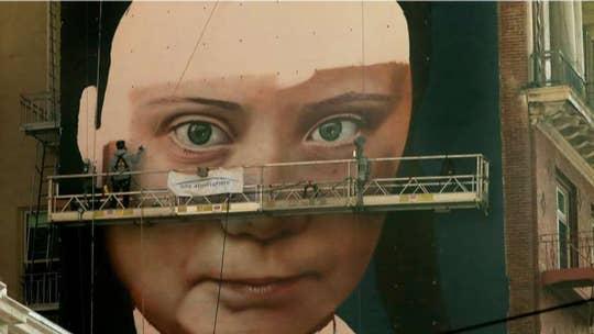 Huge mysterious mural appears in San Francisco
