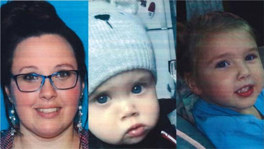 Pennsylvania mother, 2 children found alive after 'frantic' phone call at Walmart, father-in-law arrested