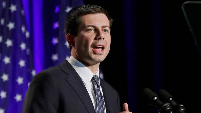 Does Pete Buttigieg have a problem among minorities?