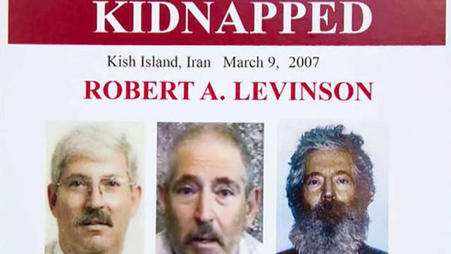 Trump urges Iran to release former FBI agent missing since 2007