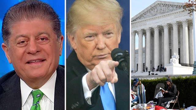 Judge Napolitano on Trump releasing Ukraine transcript, DACA going before Supreme Court