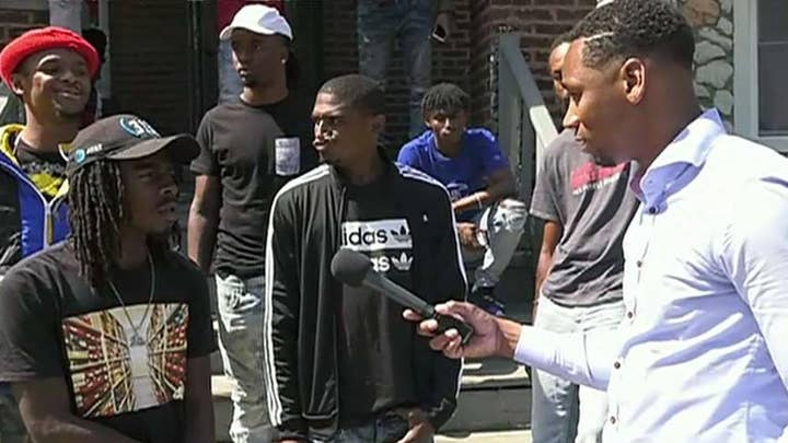 Gianno Caldwell returns home to Chicago to get the inside story on gang life and crime