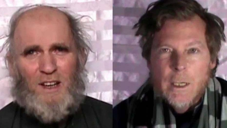 Three Taliban figures to be released for held American, Australian