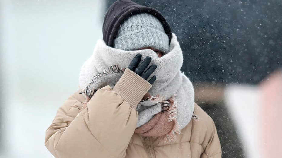 Arctic blast could shatter temperature records across much of country