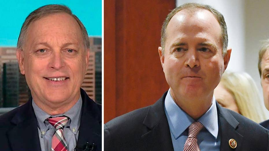 Biggs on impeachment hearings going public: The whole world will now see how Schiff is controlling everything