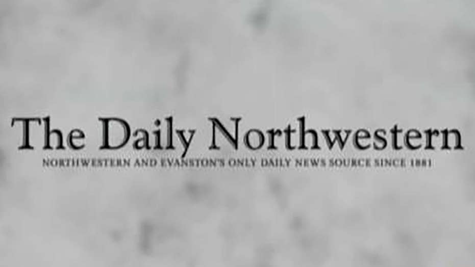 Northwestern student paper apologizes to students 'harmed' by coverage of Jeff Sessions event