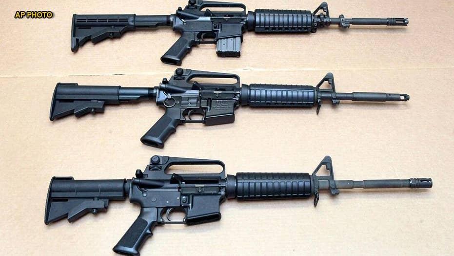 Supreme Court allows Sandy Hook families' lawsuit against gun manufacturer proceed