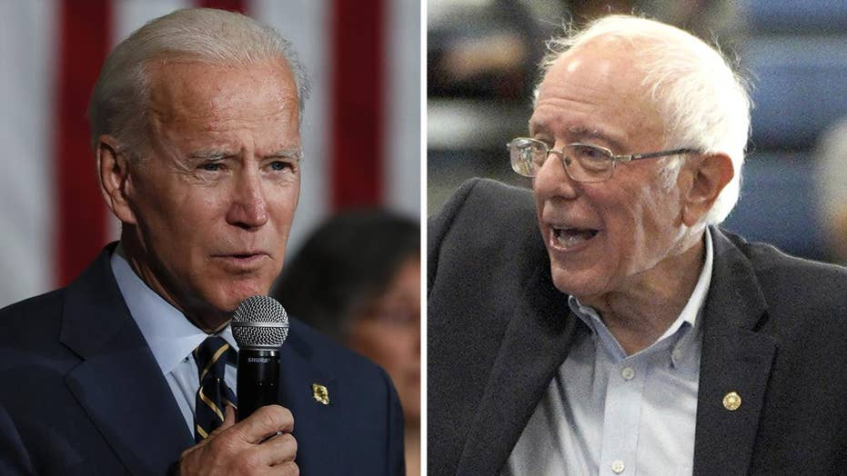 New poll finds Joe Biden leading in New Hampshire, Bernie Sanders has most enthusiastic base