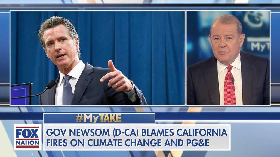 'Contradiction or hypocrisy': Varney calls out CA Gov. Newsom and family for taking money from PG&E amid 'corporate greed' comment