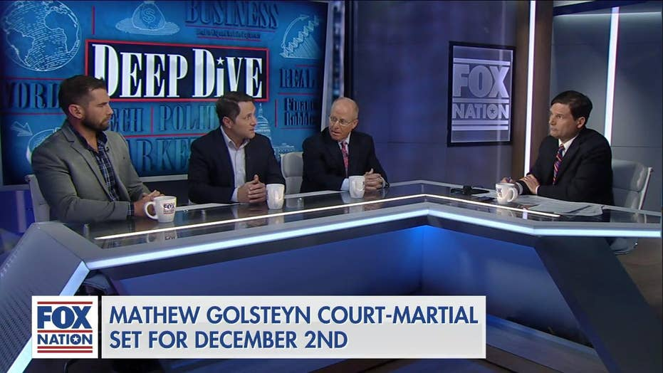 Expert panel: Trump should pardon troops convicted of crimes on the battlefield