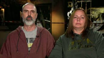 California couple blames power cuts for losing home in fire