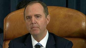 Rep. Adam Schiff makes opening statement in first public impeachment hearing