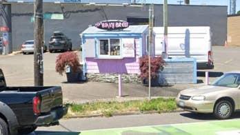 Bikini-barista coffee shop owner shut down business after scuffle