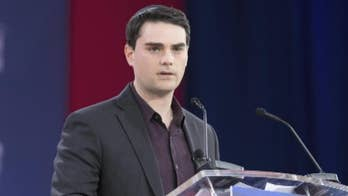 Ben Shapiro clashes with BU students ahead of campus speech